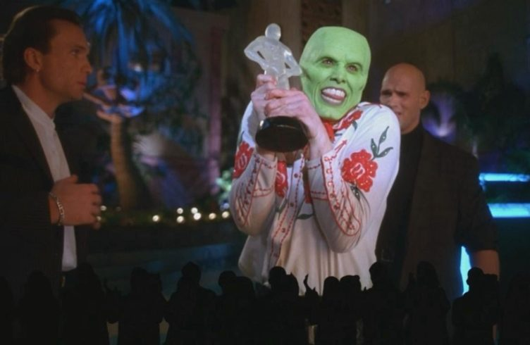 The Mask - New Line Cinema - 1994